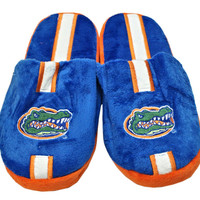 Florida Gators Slippers - Youth 8-16 Stripe