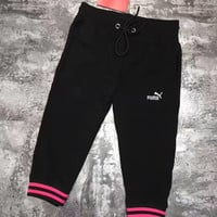 PUMA: Women Fashion Running Leggings Sweatpants