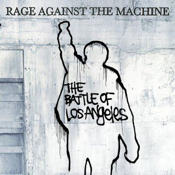 Rage Against The Machine - The Battle Of Los Angeles [Explicit]