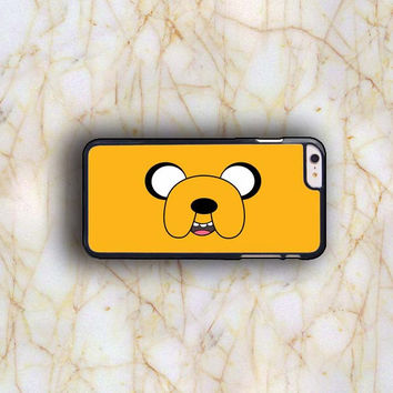 Dream colorful Dream colorful adventure time jack Plastic Case Cover for Apple iPhone 6 Plus 4 4s 5