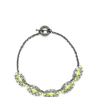 CC Skye Queen Rebel Necklace - Green