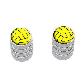 Water Polo Water Polo Ball - Bike Valve Stem Caps