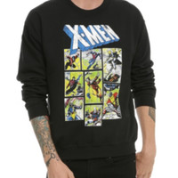 Marvel X-Men Danger Room Crew Pullover