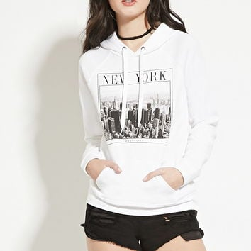 New York Graphic Hoodie