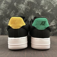 Nike Air Force 1 Low LX 'Inside Out' Green/Yellow Sneakers - Best Online Sale
