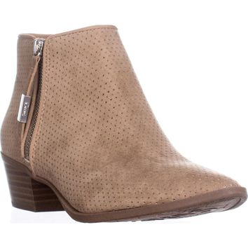 Circus by Sam Edelman Hunter-2 Casual Ankle Boots, Oatmeal, 7.5 US