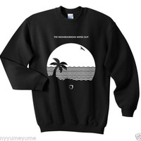 Wiped Out Beach House Prey The Neighbourhood Sweatshirts Black SIZE S, M, L, XL