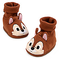 Chip Costume Shoes for Baby