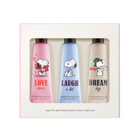hand cream set innisfree x snoopy