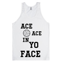 VOLLEYBALL ACE ACE IN YO FACE