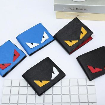 "Fashion Fendi ""Little Devil"" Women Wallet"
