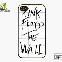 Pink Floyd Wall Design iPhone 4S Case Cover by Avallen