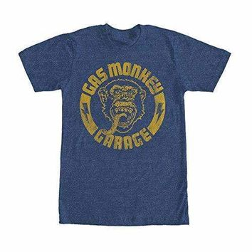 Gas Monkey Garage Stamp Mens T-Shirt