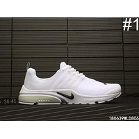NIKE AIR PRESTO leisure sports shock-absorbing running shoes F-AHXF #1