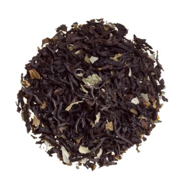 Chocolate Mint Loose Leaf Black Tea