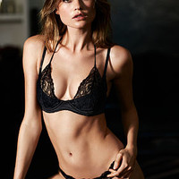 Fearless Lightly Lined Halter Plunge Bra - Very Sexy - Victoria's Secret
