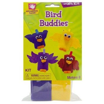 Bird Buddies Felt & Foam Craft Kit ( Case of 54 )