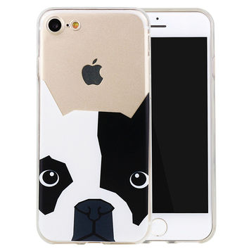 Case For Iphone 6 6S 5 5S S 7 for Dog lover