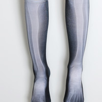 Living Royal X-Ray Knee Socks