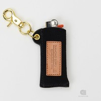 Diamond Supply Co. Suede Lizard Lighter Sleeve | Caliroots - The Californian Twist of Lifestyle and Culture