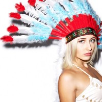 Sexy Indian Headdress | Dolls Kill