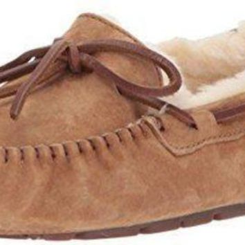DCCK8NT UGG Women's Dakota Moccasin UGG slippers women scuffette