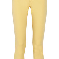 Isabel Marant Lucas mid-rise skinny jeans – 55% at THE OUTNET.COM