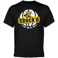 Wichita State Shockers Shock'd T-Shirt - Black