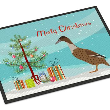 Dutch Hook Bill Duck Christmas Indoor or Outdoor Mat 24x36 BB9228JMAT