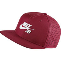 Nike Mens SB Performance Pro Trucker Snapback Hat GYM RED/GYM RED/BLACK/WHITE