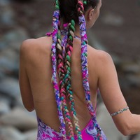 Lucy Braid Wraps