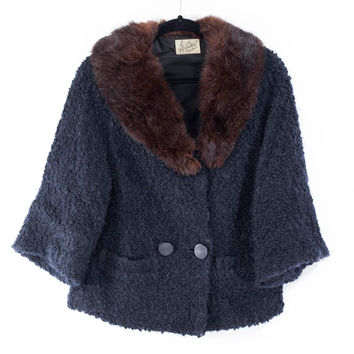 Best Vintage Fur Coats 1950s Products on Wanelo