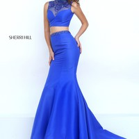 Sherri Hill 50033 Prom Dress