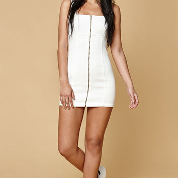 MinkPink Escape Denim Mini Dress at PacSun.com