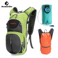 ANMEILU Water Bags Climbing Running Cycling Backpack Waterproof Outdoor Sports Bag Camelback Hydration Backpack Eastpack Mochila