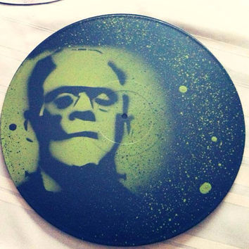 Frankenstein's Monster on vinyl