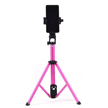 Bluetooth Monopod Extendable Bluetooth Tripod Convenient Mount Phone Stand Bluetooth Selfie Tripod Remote Controller