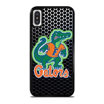 FLORIDA GATORS FOOTBALL iPhone X Case Cover