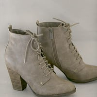 Corvallis Lace Up Bootie