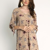 Dolores Floral Dress | Ruche