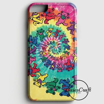 Grateful Dead Dancing Bears iPhone 6/6S Case | casescraft