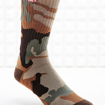 """Obey """"Dissent"""" Socken mit Tarnmuster - Urban Outfitters"""