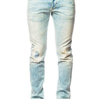 G-Star 3301 Slim Light Aged Medy Denim Jean