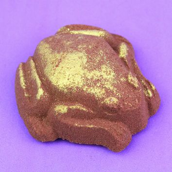 Magic Chocholate Frog Bath Bomb
