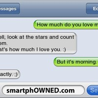 HOW MUCH DO YOU LOVE ME? - SmartphOWNED