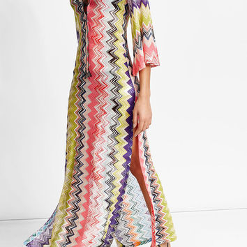 Knit Cover-Up - Missoni Mare | WOMEN | US STYLEBOP.COM