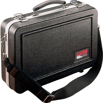 Deluxe Molded Case for Clarinets