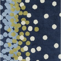 Surya Abigail ABI9052 Blue/Green Kids Area Rug