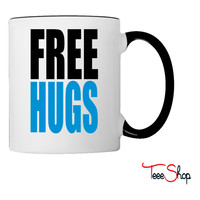 Free Hugs Coffee & Tea Mug