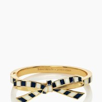 finishing touch stripe bangle - kate spade new york